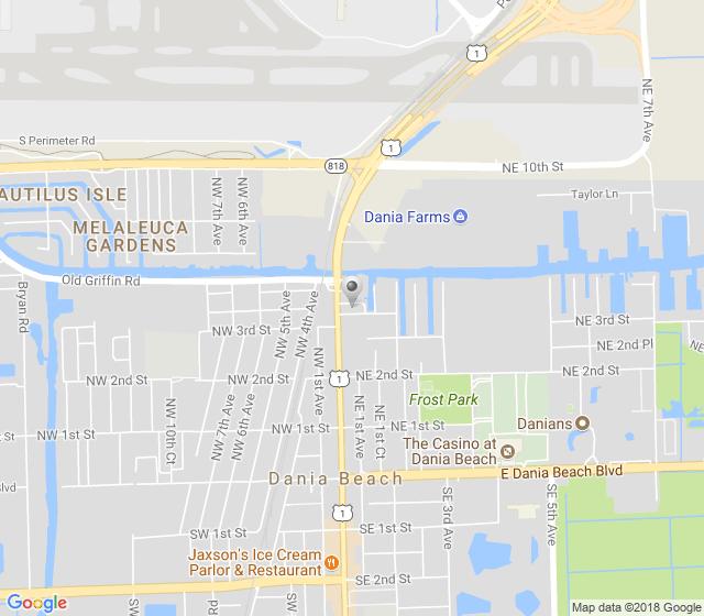 Dania Beach Florida Map.Sovereign Yacht Sales Locations In Stuart Florida Sovereign Yacht